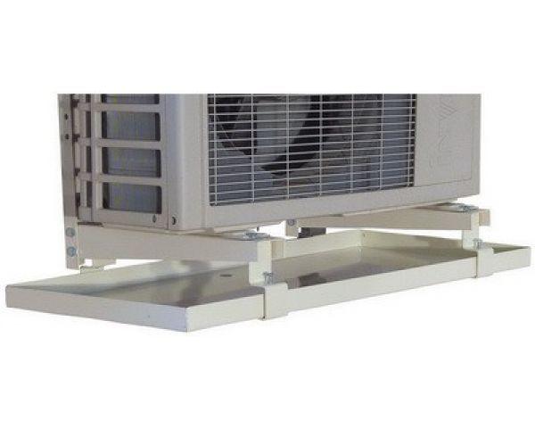 Comprar accesorios para montaje de splits bandeja para for Aire acondicionado aparato exterior