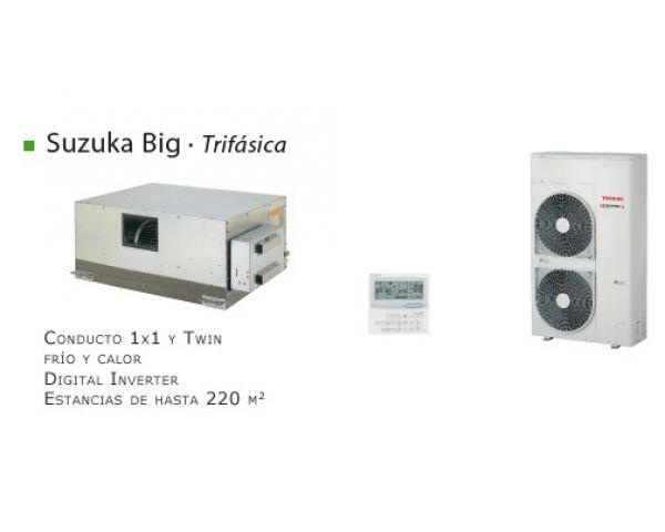 Comprar Aire Acondicionado Split Conductos Inverter Alta Capacidad