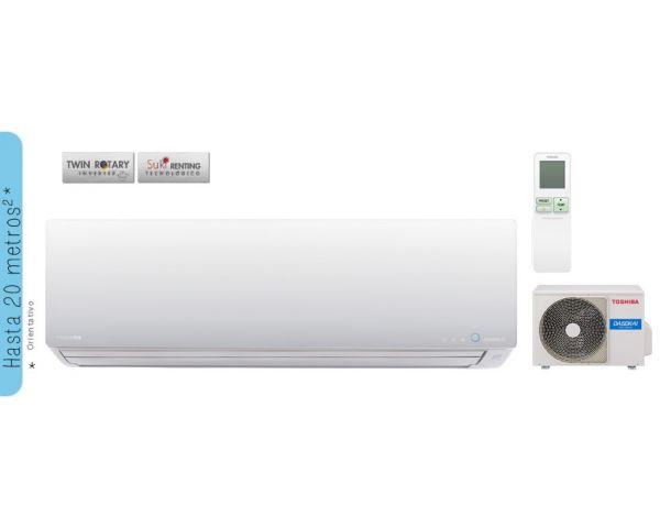 Comprar aire acondicionado split pared daisekai inverter for Bomba desague aire acondicionado silenciosa