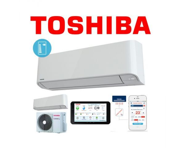 Aire Acondicionado Split Pared Inverter A Toshiba Clima Ofertas