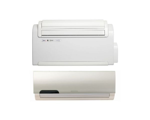 Comprar aire acondicionado consola unico 2x1 serie twin for Aire acondicionado sin unidad exterior