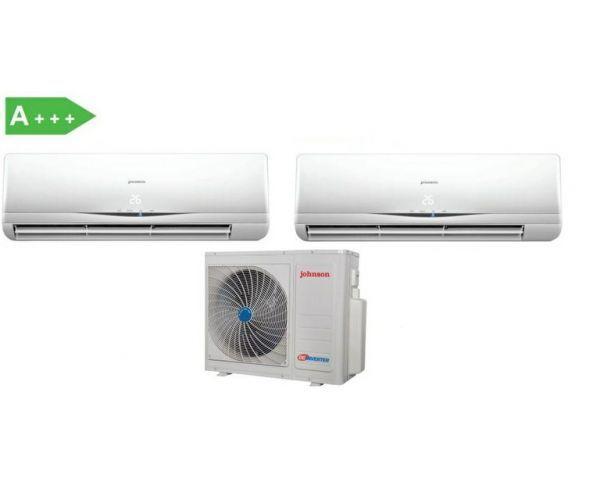 Comprar aire acondicionado multi split inverter 2x1 12 9 for Aire acondicionado 3500 frigorias inverter