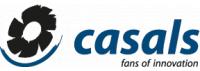 Logotipo Casals Ventilación