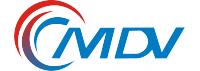 Logotipo MDV Aires acondicionados
