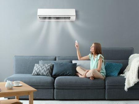 Aire acondicionado Split: ¿A qué temperatura gasta menos?