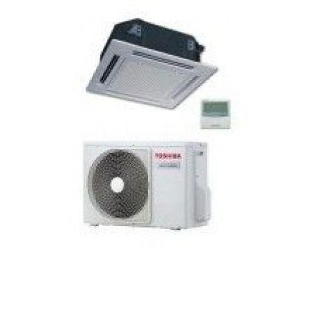 Aire split cassette: alto rendimiento, menor consumo energético
