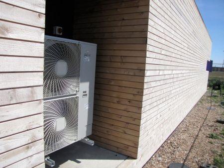 Calefacción aerotermia: Conoce sus características y ventajas