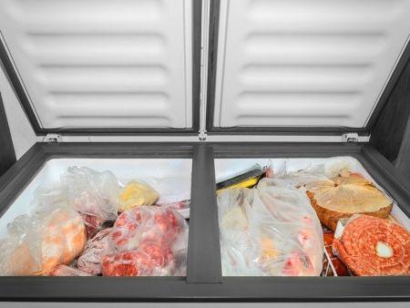¿Cómo funciona un congelador horizontal?