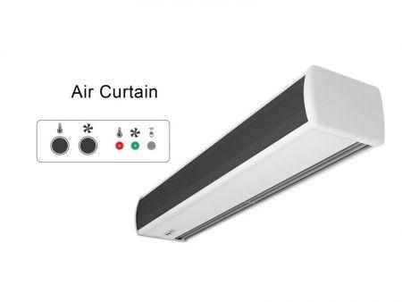 Cortinas de aire online para mantener fuera el frío en invierno