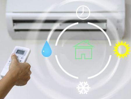 ¿Cuál es el aire acondicionado más eficiente?