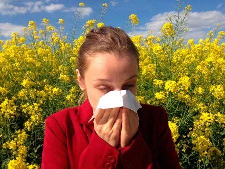 Los beneficios del aire acondicionado para la alergia en primavera