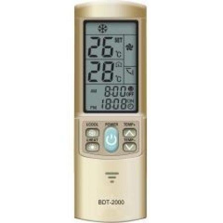 Manual básico para utilizar el mando a distancia de tu aire acondicionado
