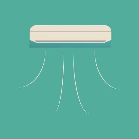 ¿Qué es el aire acondicionado de consola?