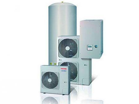 Sistemas de calefacción aerotermia, una energía renovable