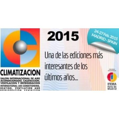 Te contamos cómo será la próxima Feria de la Climatización 2015 para profesionales