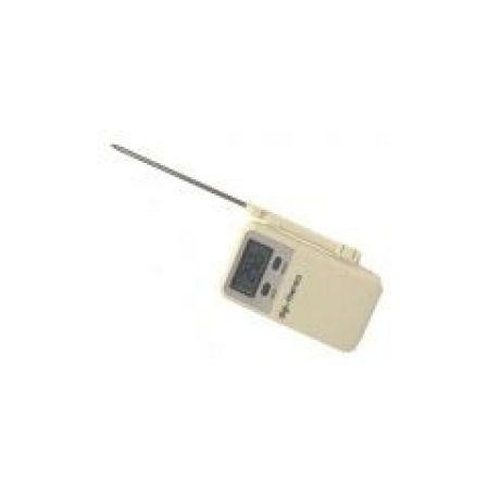 Ventajas de los termómetros digitales